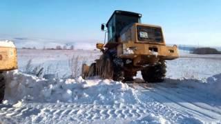 Как в России чистят дороги!