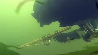 Подводная охота: За кромкой льда