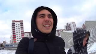 VLOG: УФА АРЕНА // САЛАВАТ ЮЛАЕВ - ДИНАМО МИНСК // КХЛ