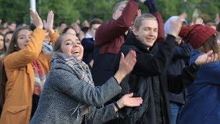UTV. В Уфе прошла генеральная репетиция Весеннего бала 2019