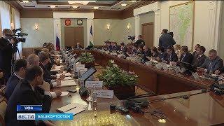 В Правительстве республики состоялось первое заседание в новом составе