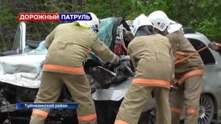 Пять человек погибли в ДТП в Туймазинском районе республики