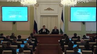 Первые на вылет. Радий Хабиров устроил разнос строителям и Минздраву