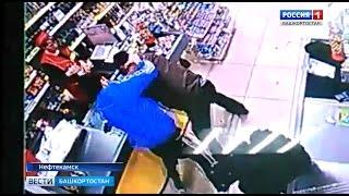 В Башкирии избиение пожилого покупателя в магазине попало на видео