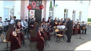 В селе Маячный прошел концерт посвященный Дню Победы