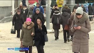 Мокрый снег, ледяной дождь - в республике снова похолодает