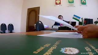 30.04.2019 прием у Главы Совета городского округа г. Сибай Камбулатова А.Г.