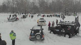 UTV. Фестиваль «Поглотители снега — 2020» под Уфой собрал несколько сотен любителей экстрима
