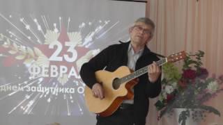 Ирина и Геннадий в муз школе на 23 февраля
