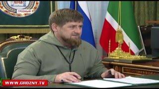 Рамзан Кадыров: Сельское  хозяйство может стать основой экономического роста