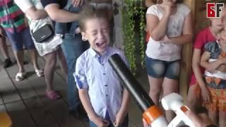В Нуримановском районе семья организовала праздник для детей с ограниченными возможностями