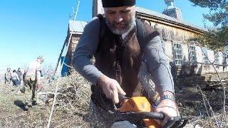 В Салаватской епархии начал свою работу православный экологический десант