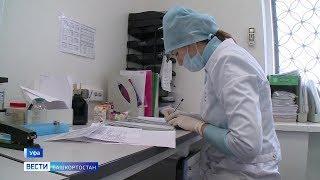 Ситуация с коронавирусом в Башкирии