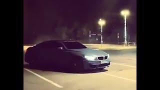 Артура Газизова - лихача на синем «BMW» лишили прав на 8 месяцев