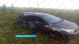 Крупное ДТП в Караидельском районе: пять человек погибли