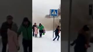 Возгорание в рейсовым автобусе Туймазы Дуслык