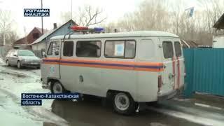 Паводки продолжают атаковать казахстанцев