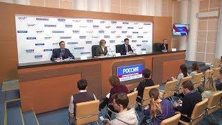 Полная запись пресс-конференции «Актуальная информация по роддому города Салавата»