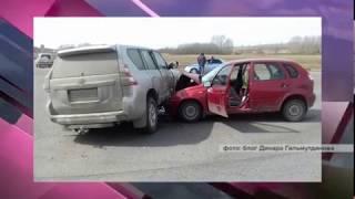 Смертельная авария произошла в Стерлитамакском районе Башкирии