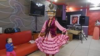 Башкирский танец на юбилее