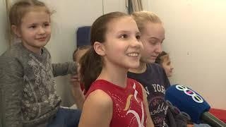 Завершилось первенство Республики Башкортостан по художественной гимнастике.