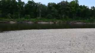 Отдых на реке Инзер в Башкирии