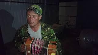 Татарская песня на гармони.