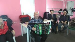 Татарская песня под гармонь.
