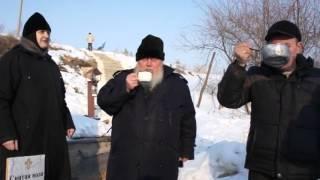 Святой источник блаженной Варвары Скворчихинской село Скворчиха Ишимбайский район Республика