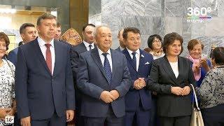 Презентация Белорецкого района прошла на «ура»!