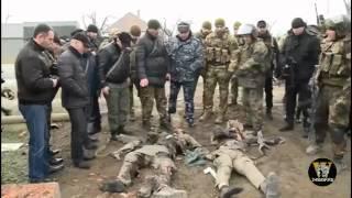 18+ Чечня. Спецоперация в станице Мекенской, Наурского района 1 января 2015г.