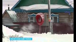 Три села в Мелеузовском районе республики остались вне маршрутов движения общественного транспорта