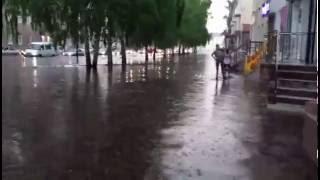 Потоп в городе Салават