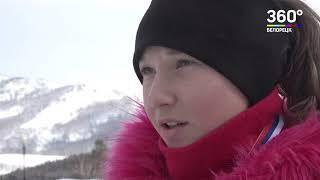 Танзила Исраилова завоевала серебряную медаль на всероссийских соревнованиях