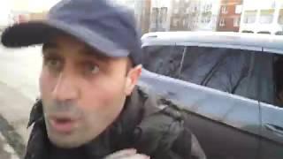 Аветик Нргеян Овикович (ООО Танып) натравливает сына на журналиста Нефтекамск