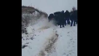 Спасатели из Башкирии спасли семью в Тульской области | Ufa1.RU