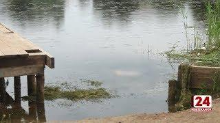 Тело мужчины утонувшего на озере Светлое найдено