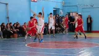 Новости от Спутник-ТВ, про соревнования по баскетболу