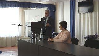 Лекция для врачей Кумертауской городской больницы