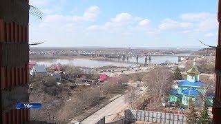 Башкортостан находится на втором месте по вводу жилья среди регионов ПФО
