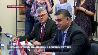 Грузоперевозки между Севастополем и Тартусом начнутся с запуском железной дороги на Крымском мосту