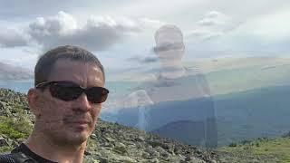 Иремель из Николаевки. Июнь 2020.