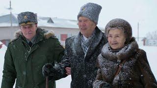 В Башкирии в преддверии 23 февраля чествовали ветерана Великой Отечественной.