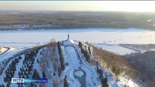 В Башкирии потеплеет до нуля градусов