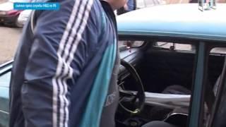 В Кумертау задержаны два парня по подозрению в кра