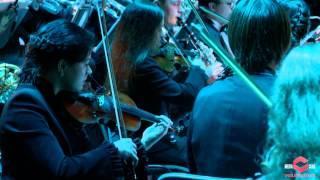 КИНО - Печаль (Юрий Каспарян и Президентский оркестр РБ) 16.10.14 Минск