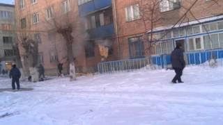 Республика Башкортостан Взрыв в квартире