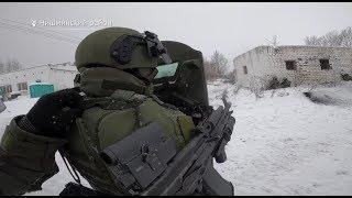 В Башкирии инженерные войска показали свои навыки в профессиональный праздник