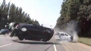 [BEST] # 17 Новая Подборка Самых страшных Аварий и ДТП  года Свежак