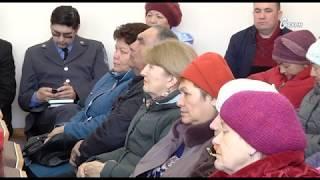 Жители Мелеузовского сельсовета встретились с главой района / Сатурн-ТВ Мелеуз